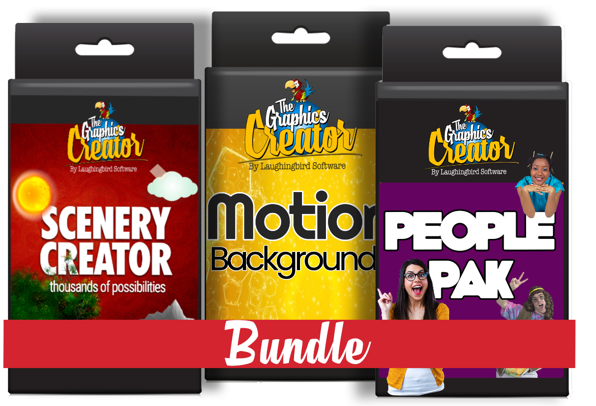 Get 3 graphic design template sets in 1