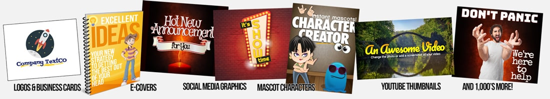 Graphics Created by Laughingbird Software