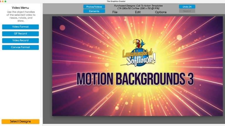 Laughingbird Motion Graphics 3