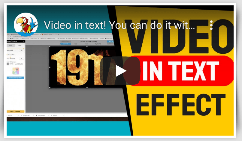 Text Effects Trick