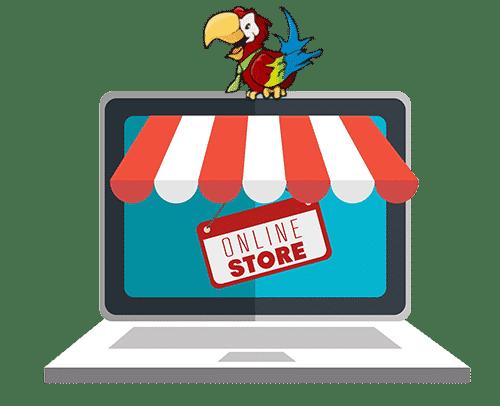 Laughingbird Softwares online store