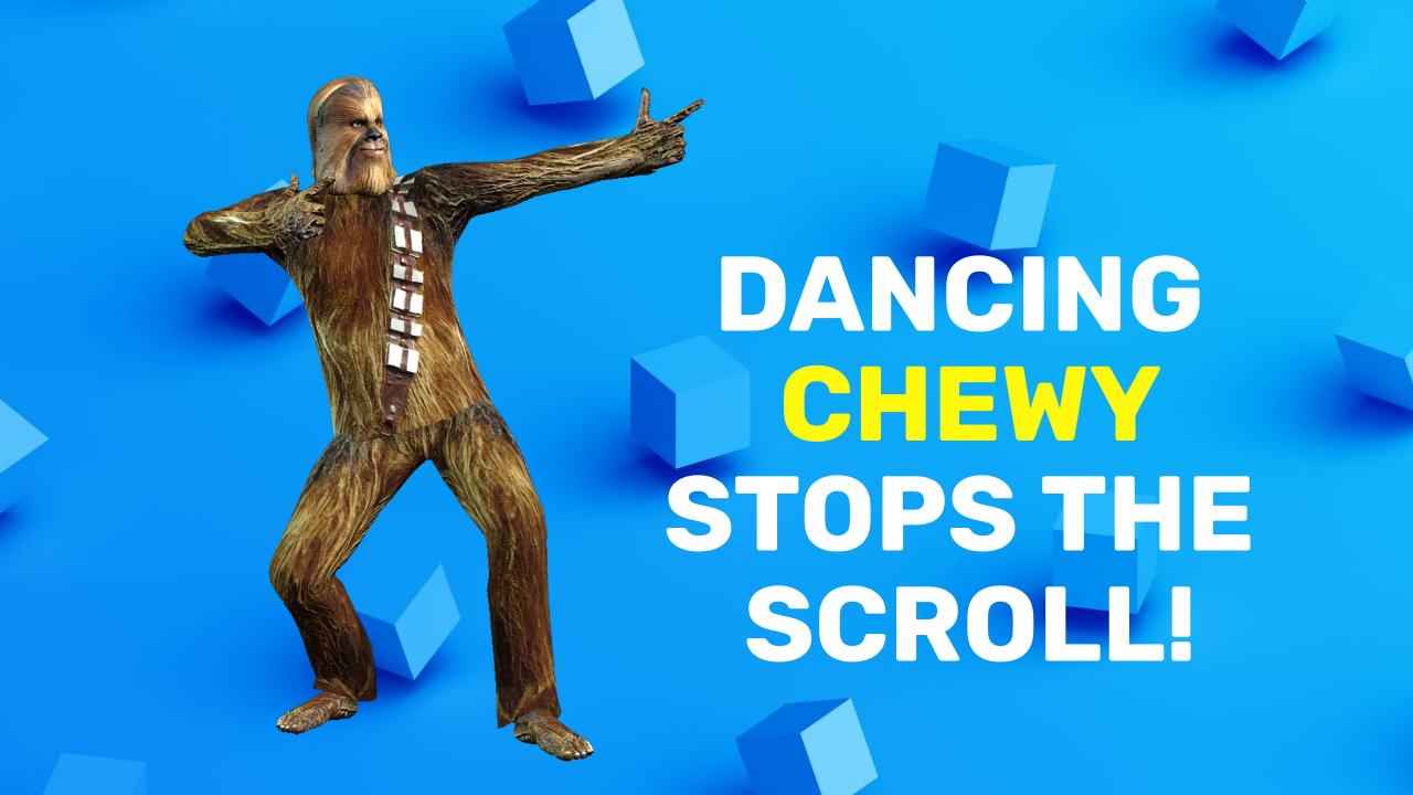 Unimation Media Dancing Chewy