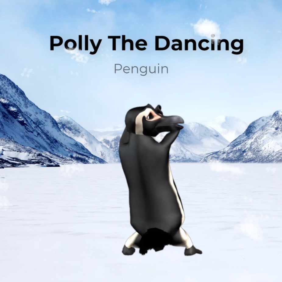 Unimation Media Dancing Penguin