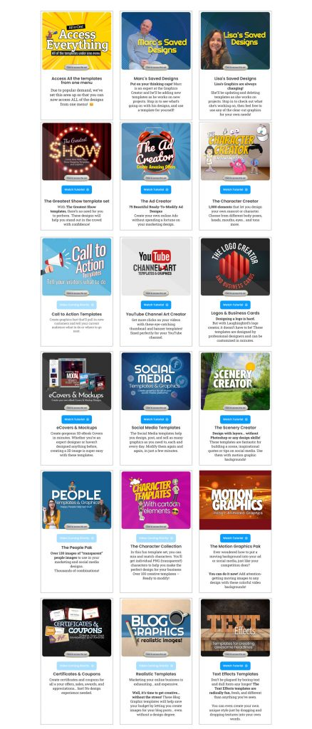 Graphics-Creator-Dashboard
