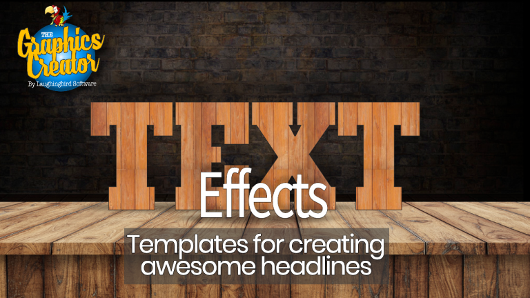 Text Effects Templates