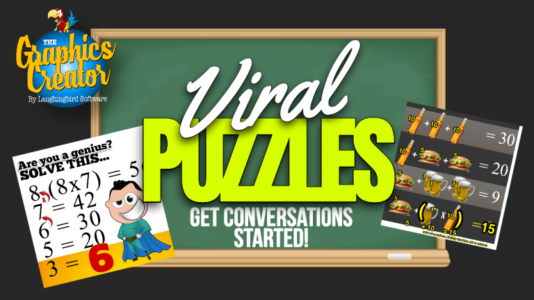 Viral Puzzle Templates