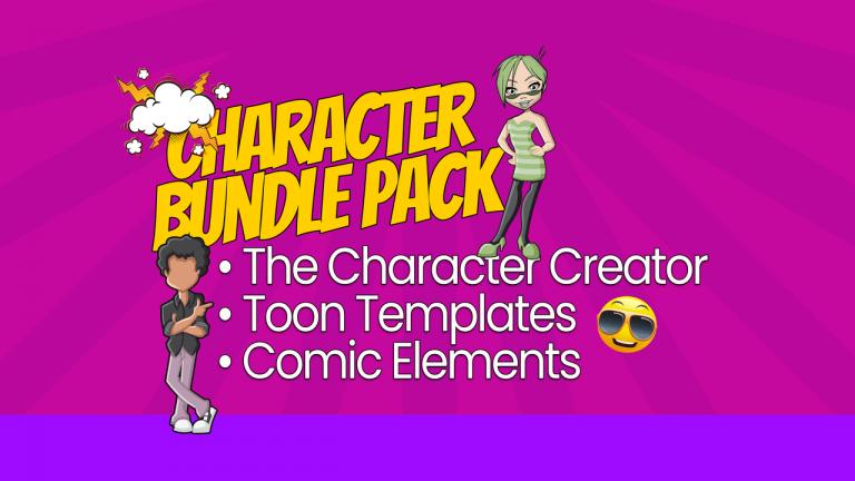 Character Bundle Pack