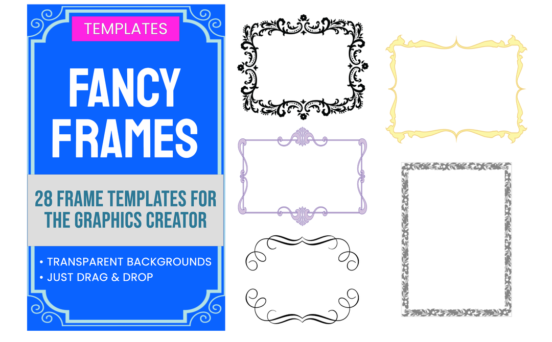 Frame Templates PNG