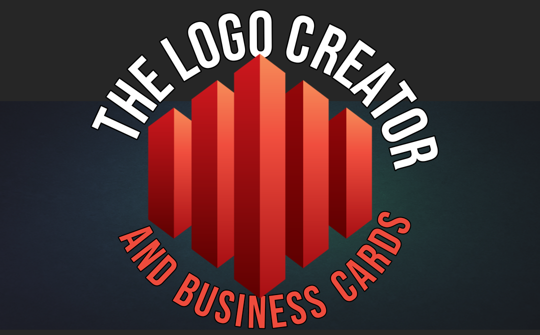 The Logo Creator and Business Cards